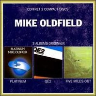 Mike Oldfield : Platinum/QE2/Five Miles Out